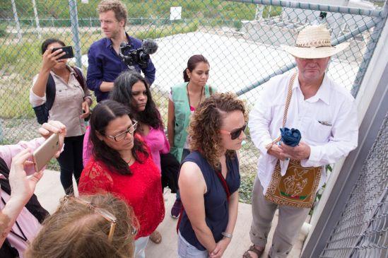 Karen Spring La Tolva Prison Honduras